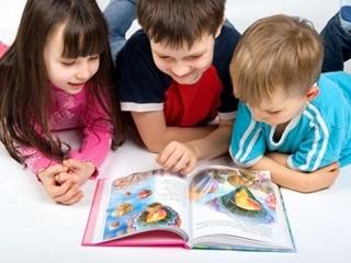 Дети учатся английскому языку