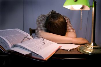 Усталость после занятий