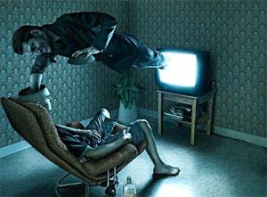 Зарисовка: как телевизор влияет на мозг