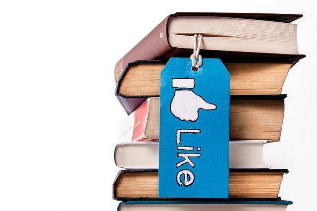 нравятся книги