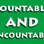 Неисчисляемые существительные в английском языке: правила, тонкости и нюансы