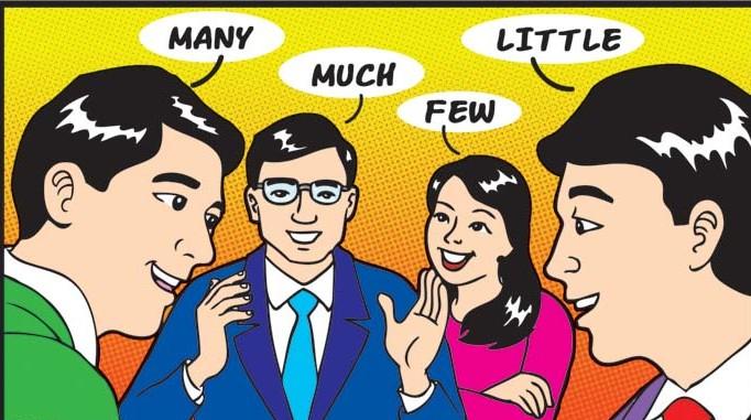 Quantity Adjectives