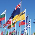 Страны и столицы, языки и жители на английском